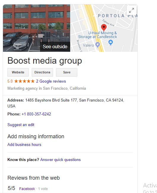 How To Appear On The Front Page of Google With Local Listings